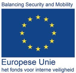 This campaign was made possible thanks to a subsidy from the internal security Fund of the European Union in the context of 'Balancing Security and Mobility'