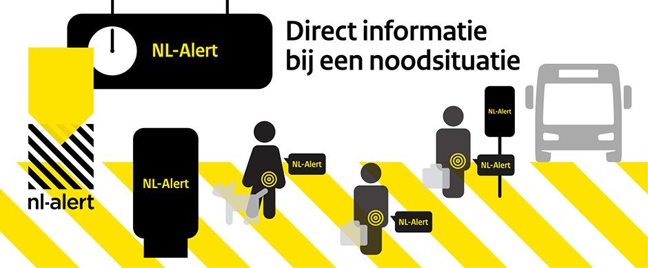 NL ALERT | Weet wat je moet doen!